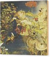 Elves And Fairies A Midsummer Night's Dream Wood Print