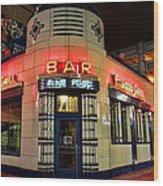 Elwood Bar And Grill Detroit Michigan Wood Print