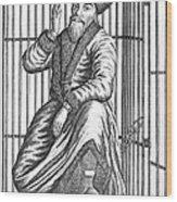 Emelyan Ivanovich Pugachev Wood Print