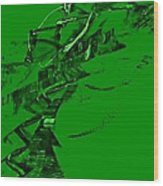 Emerald2 Wood Print