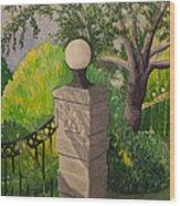 Empress Gate Wood Print