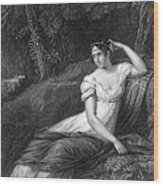 Empress Josephine Wood Print