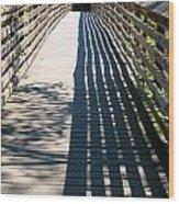 Endless Travels Wood Print