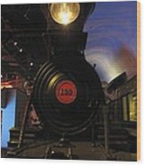 Engine No. 132 Wood Print