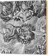 England: Reform, 1830 Wood Print