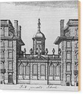 England: St. Pauls School Wood Print