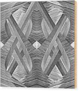 Entangled Wood Print