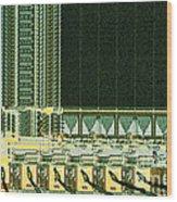 Eprom Wood Print
