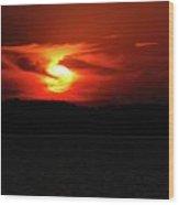 Erie Basin3549 Wood Print