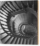 Escalier  Wood Print