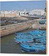 Essaouira Morocco Wood Print
