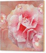 Essence Of Sophie Wood Print