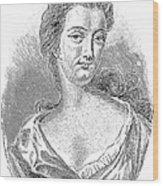 Esther Johnson (1681-1728) Wood Print