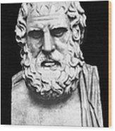 Euripides Wood Print