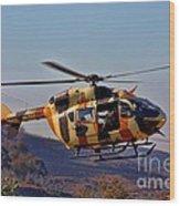 Eurocopter Uh-72 Lakota Wood Print