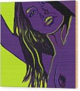 Evelyn Wood Print