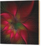 Exotica Wood Print
