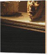 Eye Witness Wood Print