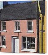 Eyries Village, West Cork, Ireland Wood Print
