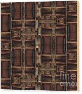 Fabric 121 Wood Print