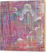 Fabric Of A Dream Wood Print