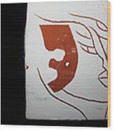 Faces - Tile Wood Print