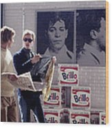 Factory Girl, Guy Pearce As Andy Wood Print by Everett