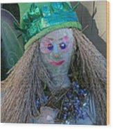 Fairy Sod Mother Wood Print