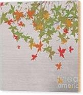 Fall 2012 Wood Print