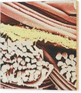 False-colour Sem Of The Fabric Gore-tex Wood Print