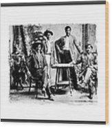 Familia Wood Print