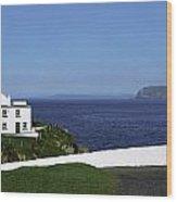Fanad, Co Donegal, Ireland, Fanad Head Wood Print