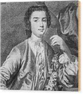 Farinelli (1705-1782) Wood Print