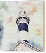 Faro Dell'isola Dei Cavoli Wood Print