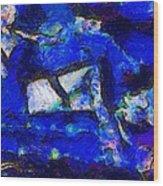 Fashion 315 Wood Print