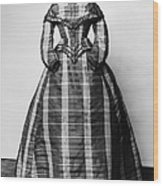 Fashion: Dress, C1865 Wood Print