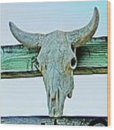 Fence Decor Ranch Style Wood Print