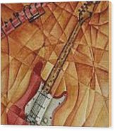 Fender Wood Print