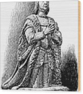Ferdinand V Of Castile (1452-1516) Wood Print by Granger
