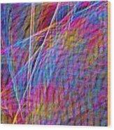 Ferris Tracings 630 Wood Print