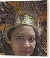 Filipino Day Parade Nyc 6 3 12 2 Wood Print