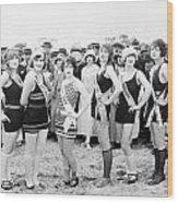 Film Still: Beauty Pageant Wood Print