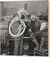 Film: The Better Ole, 1926 Wood Print