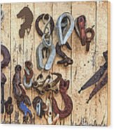 Find 2006 Wood Print by James Steele