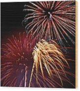 Fireworks Wixom 3 Wood Print