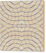 Firmamentals 0-1 Wood Print