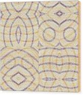 Firmamentals 0-5 Wood Print