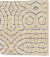 Firmamentals 0-6 Wood Print