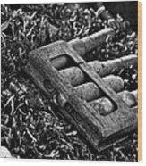 First World War Bullets Wood Print