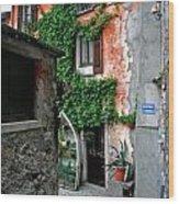 Fisherman's Isle Italy Wood Print
